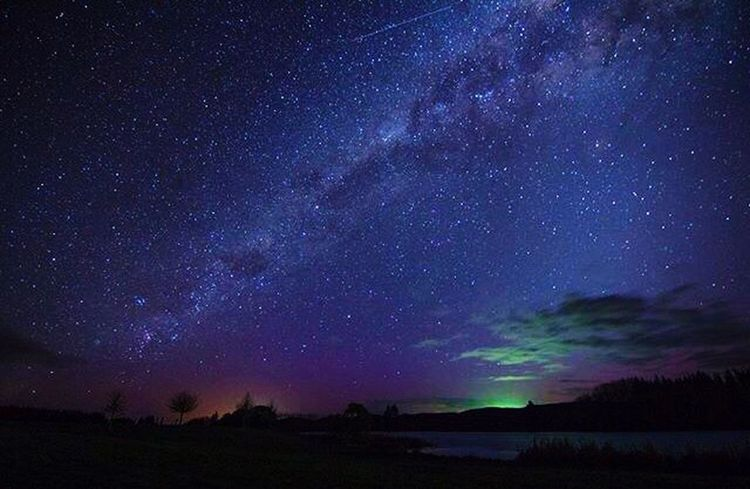 Night Sky Star - Space Milky Way Galaxy Astronomy Space