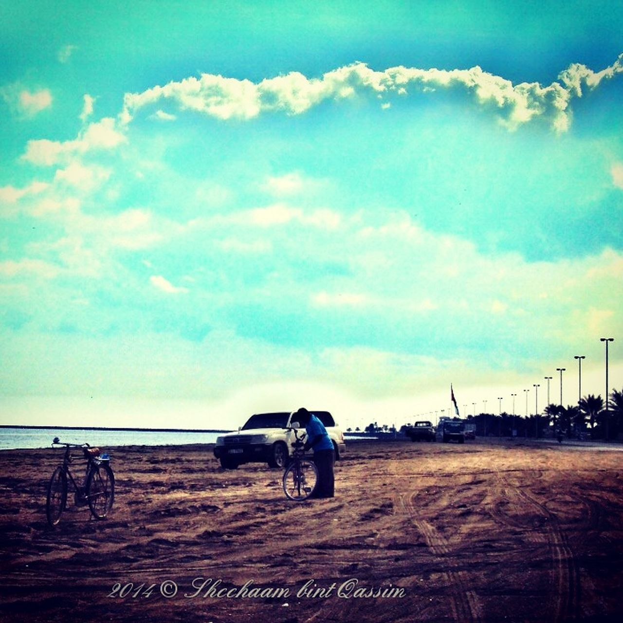 sky, cloud - sky, day, nature, outdoors, beach, beauty in nature, no people