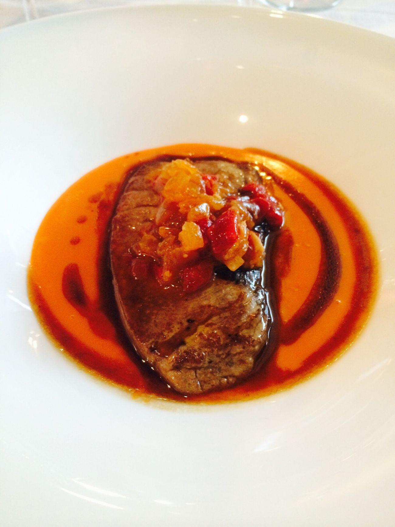 Atún Rojo Salsa De Yuca Food Comida