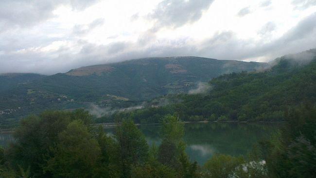 Mountain Lake Fotoitaliane Macerata Marche Italy Landscape Lake Mountains On The Road On My Truck Born To Be Wild