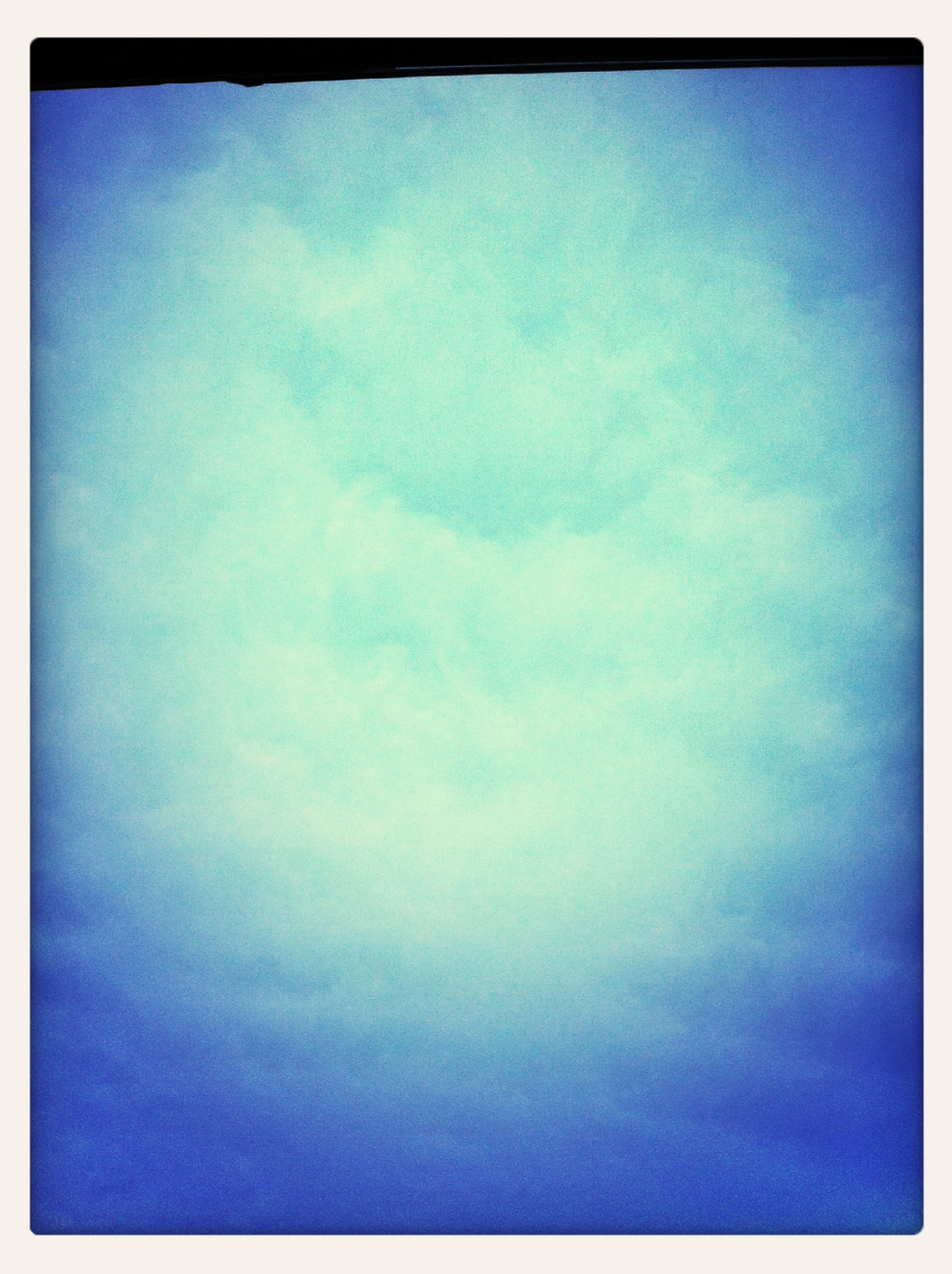 transfer print, blue, auto post production filter, sky, low angle view, beauty in nature, cloud - sky, tranquility, nature, scenics, sky only, tranquil scene, cloud, backgrounds, outdoors, no people, idyllic, copy space, day, cloudy