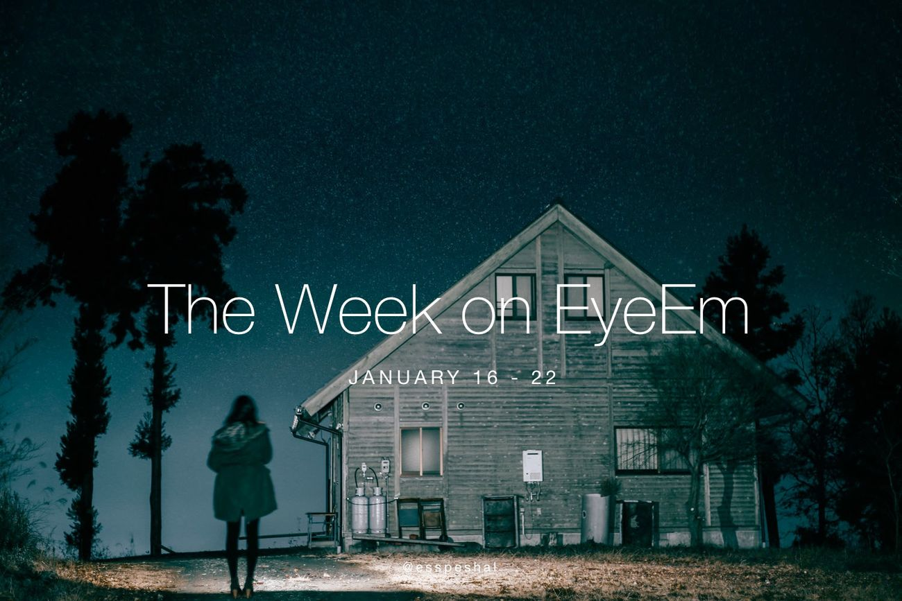 The Week On EyeEm is here! Head this way for 7 days' worth of fine photography: https://www.eyeem.com/blog/?p=64186 ✨