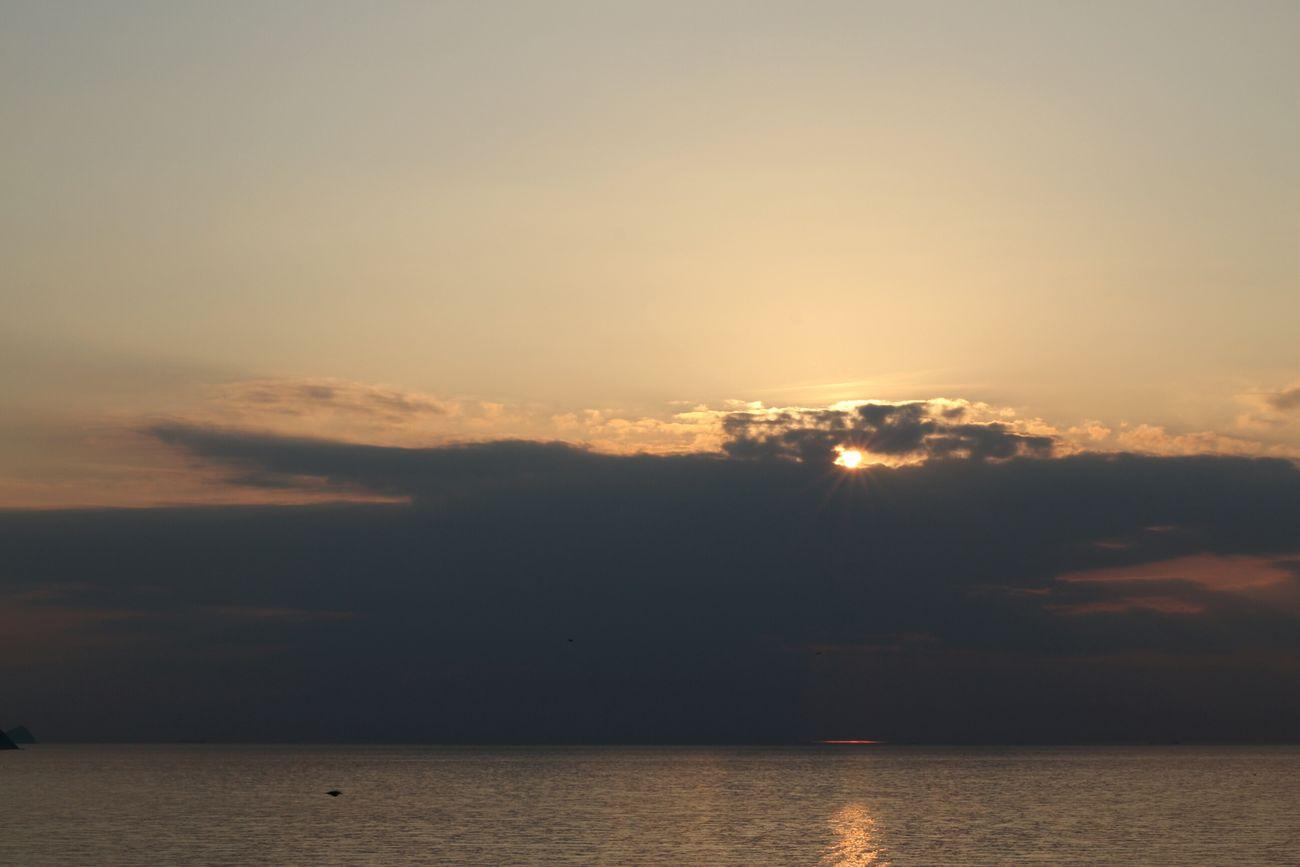 Sea Sky Sunset