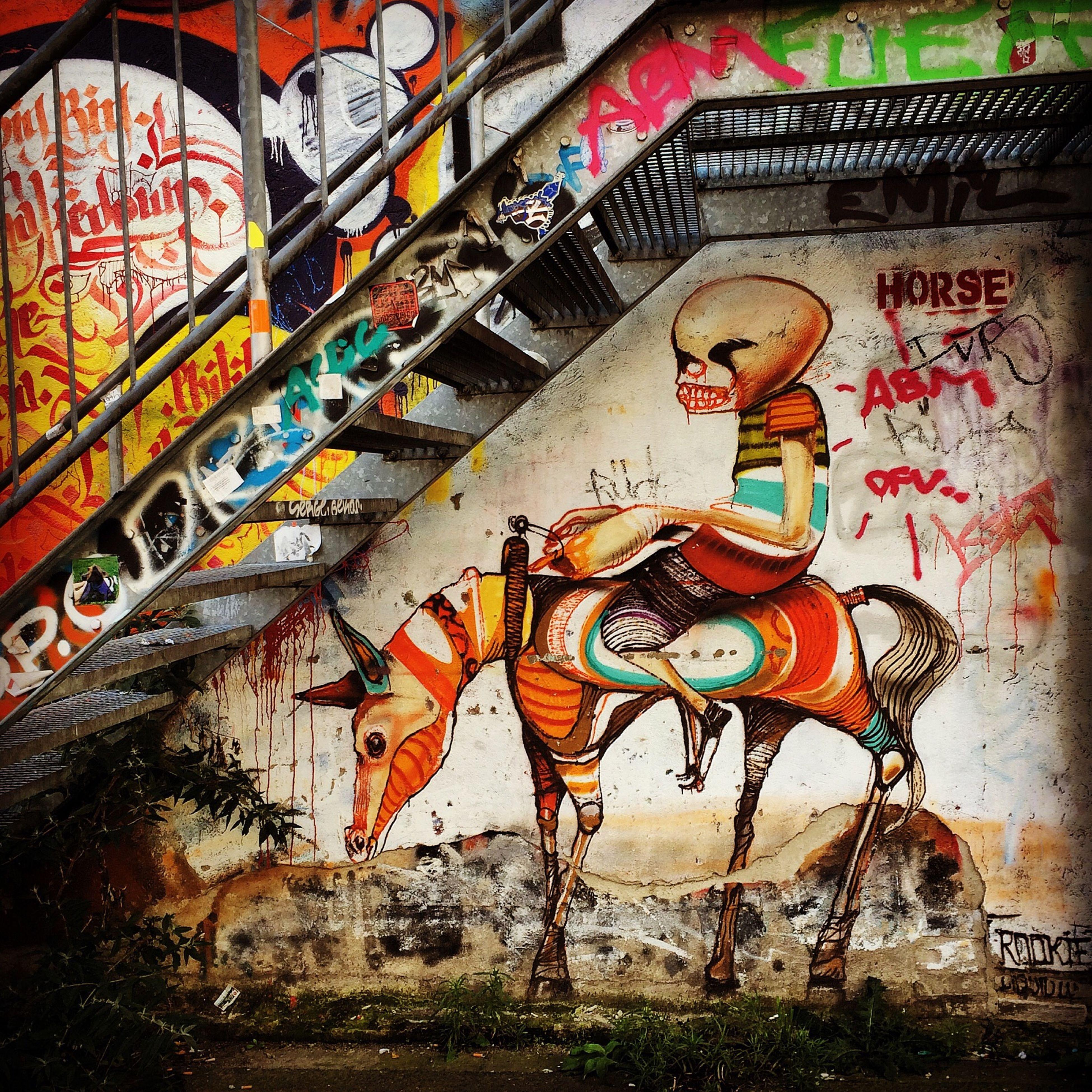 Graffiti Streetart Münster Art