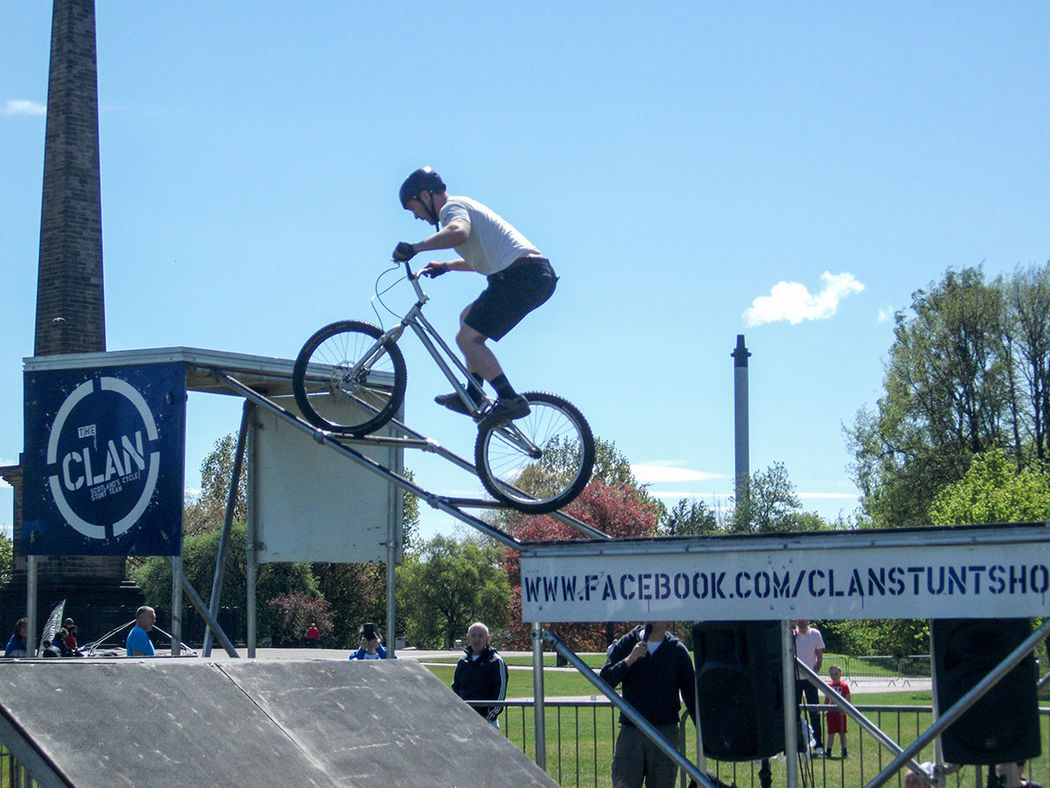 Bicycle Bmx Cycling City Competitive Sport Day Outdoors RISK Skill  Sky Stunt Stunt Person