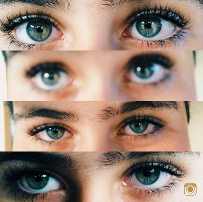 Green Eyes Cousin Beauty Open Your Eyes Pretty Eyes