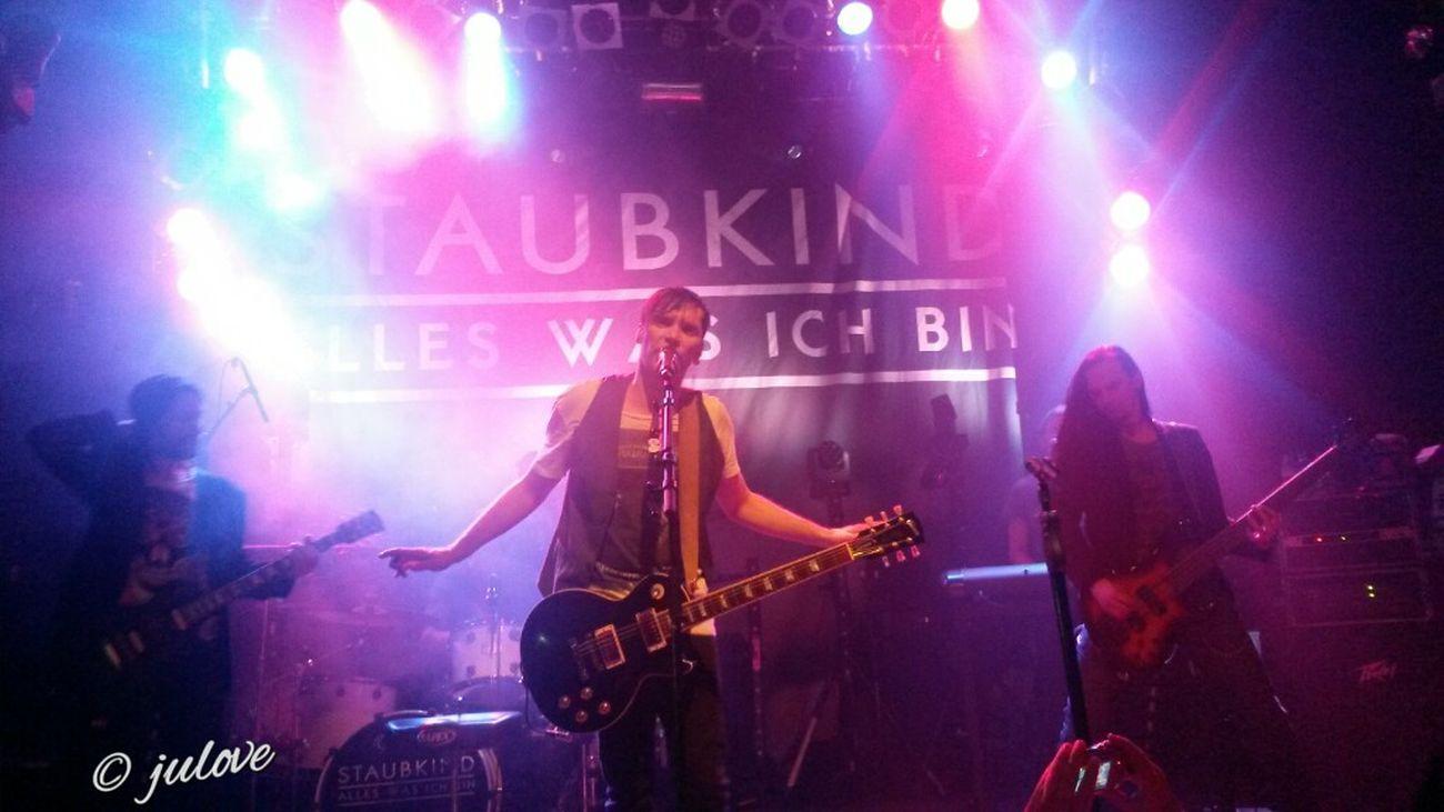 Staubkind Concert Concert Photography