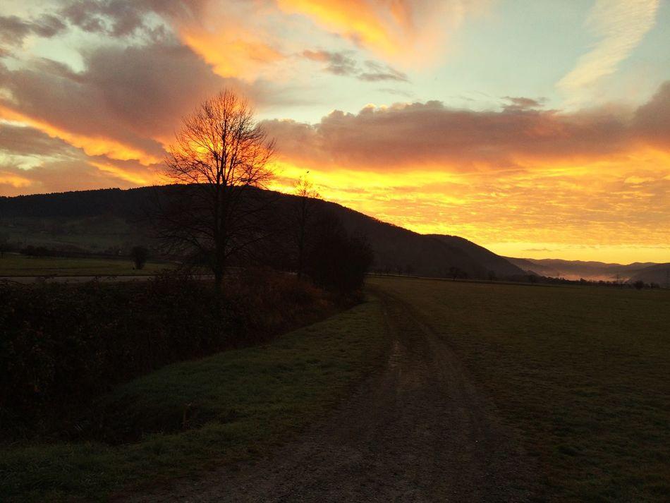 Sonnenaufgang First Eyeem Photo