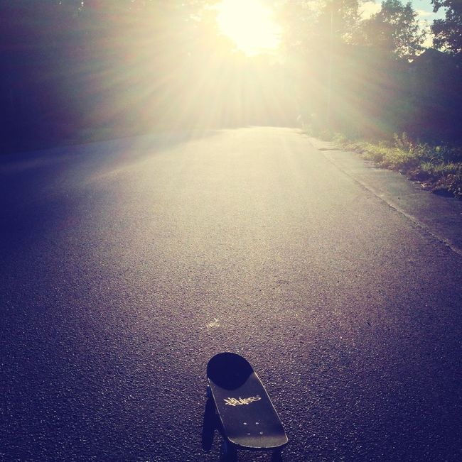 I miss summer, but I can not wait until it's Christmas! Summer2013 Cant Wait For Christmas Skateboard Sun ☀️❄️