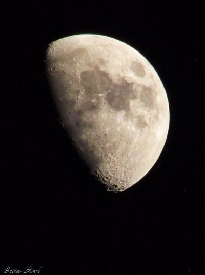 Can't resist a clear moon shot! Good evening Moon Goodnight Moon