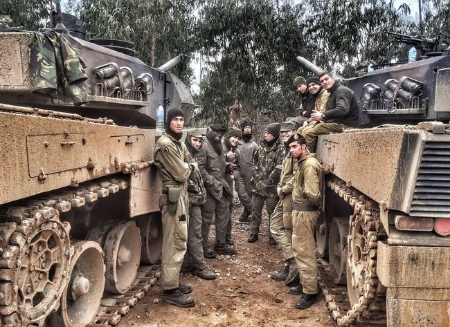 2ECC 3PLATOON Portuguesearmy Leopard2 Army