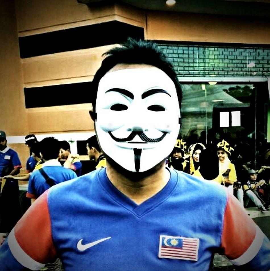 Ultras Malaya Malayantiger Football Fans
