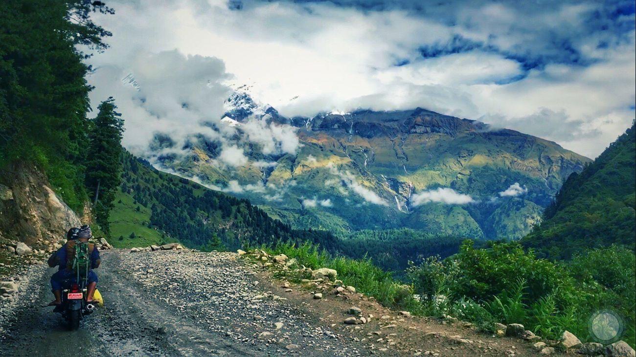 Nepal Mustang Beauty In Nature Mountain Range Beauty In Nature Adventure Feelsogood Ride Or Die Longwaytogo  GoodTimes Goodvibes