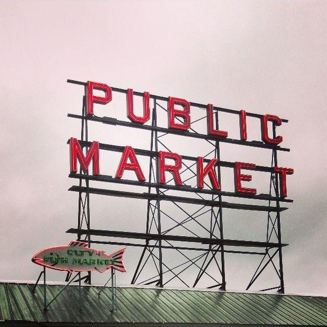 Seattle PikeStreet Publicmarket