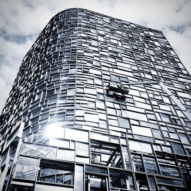 111 Eleventh Avenue Architecture Façade Glass Sunshine Jean Nouvel Starchitecture IPhoneography Lot71camera The Architect - 2015 EyeEm Awards
