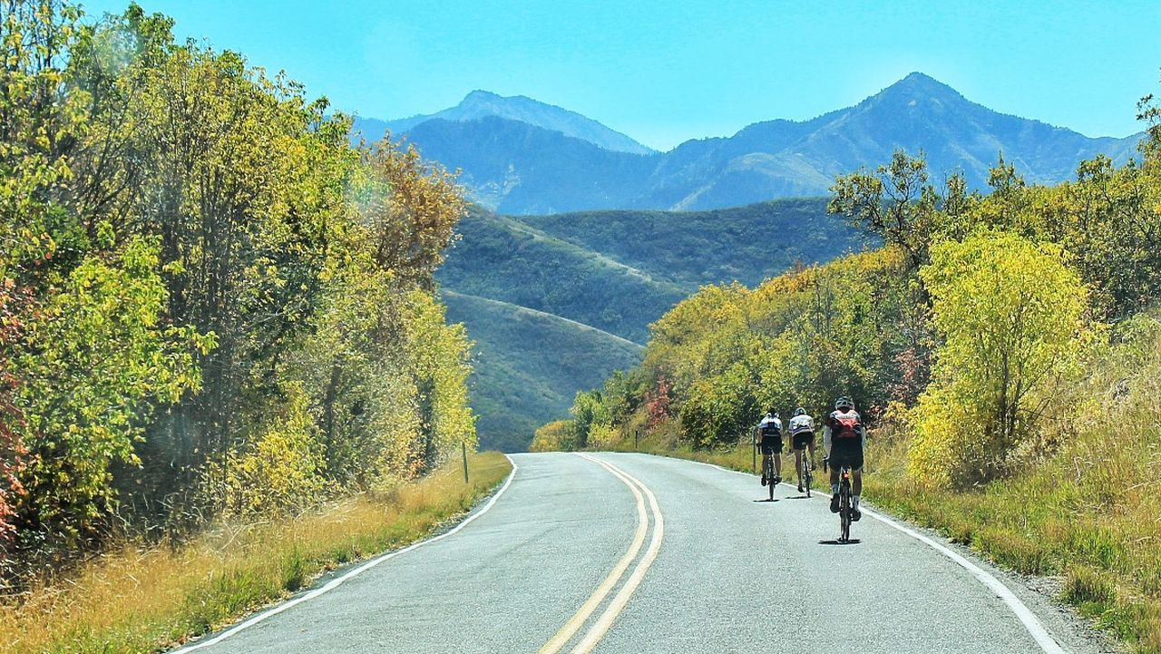 Cycling Sharetheroad EastCanyon,Utah Fall Beauty The Great Outdoors With Adobe