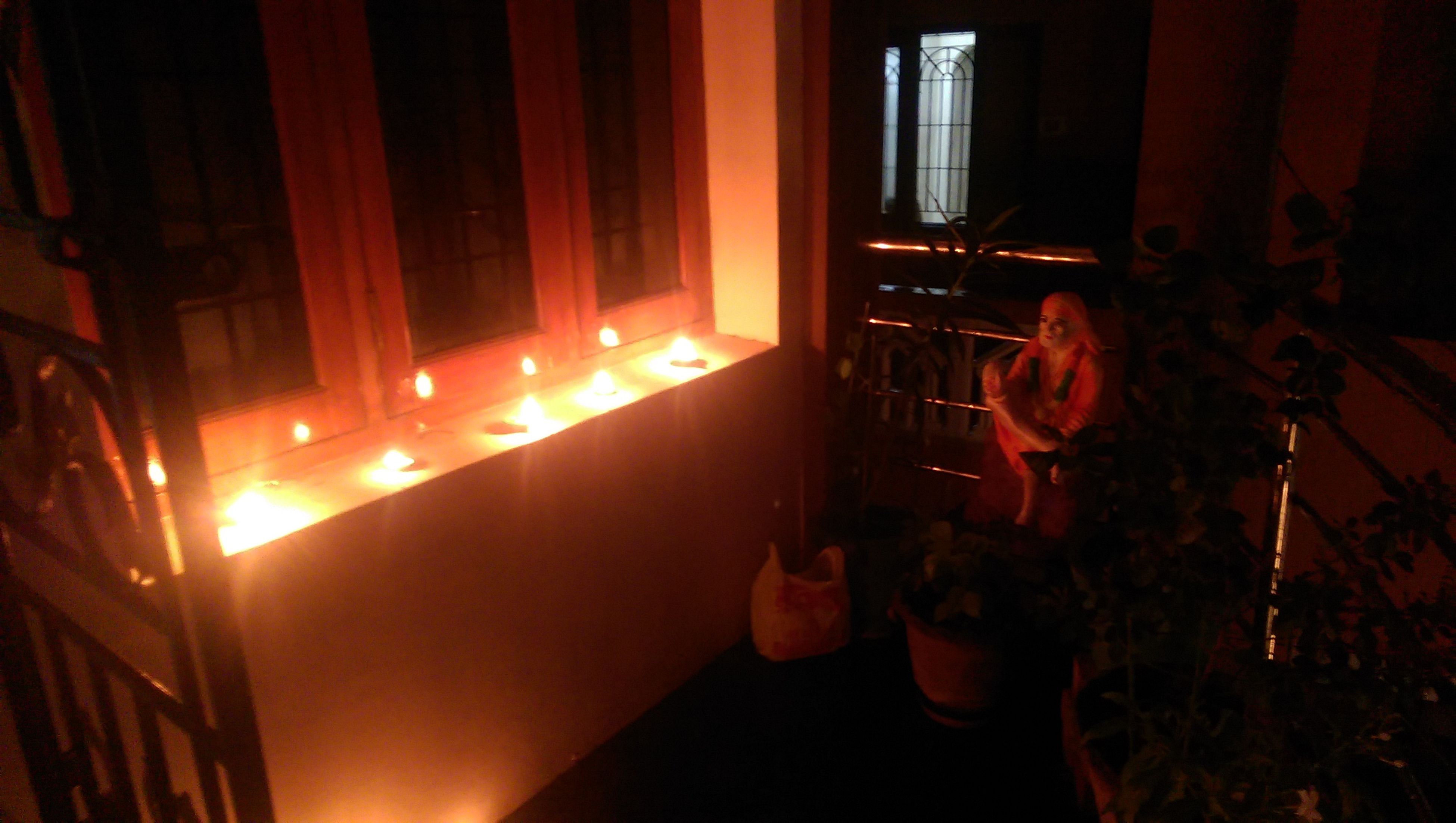 Happy Diwali! Diwali2014 Lowlight Lamps