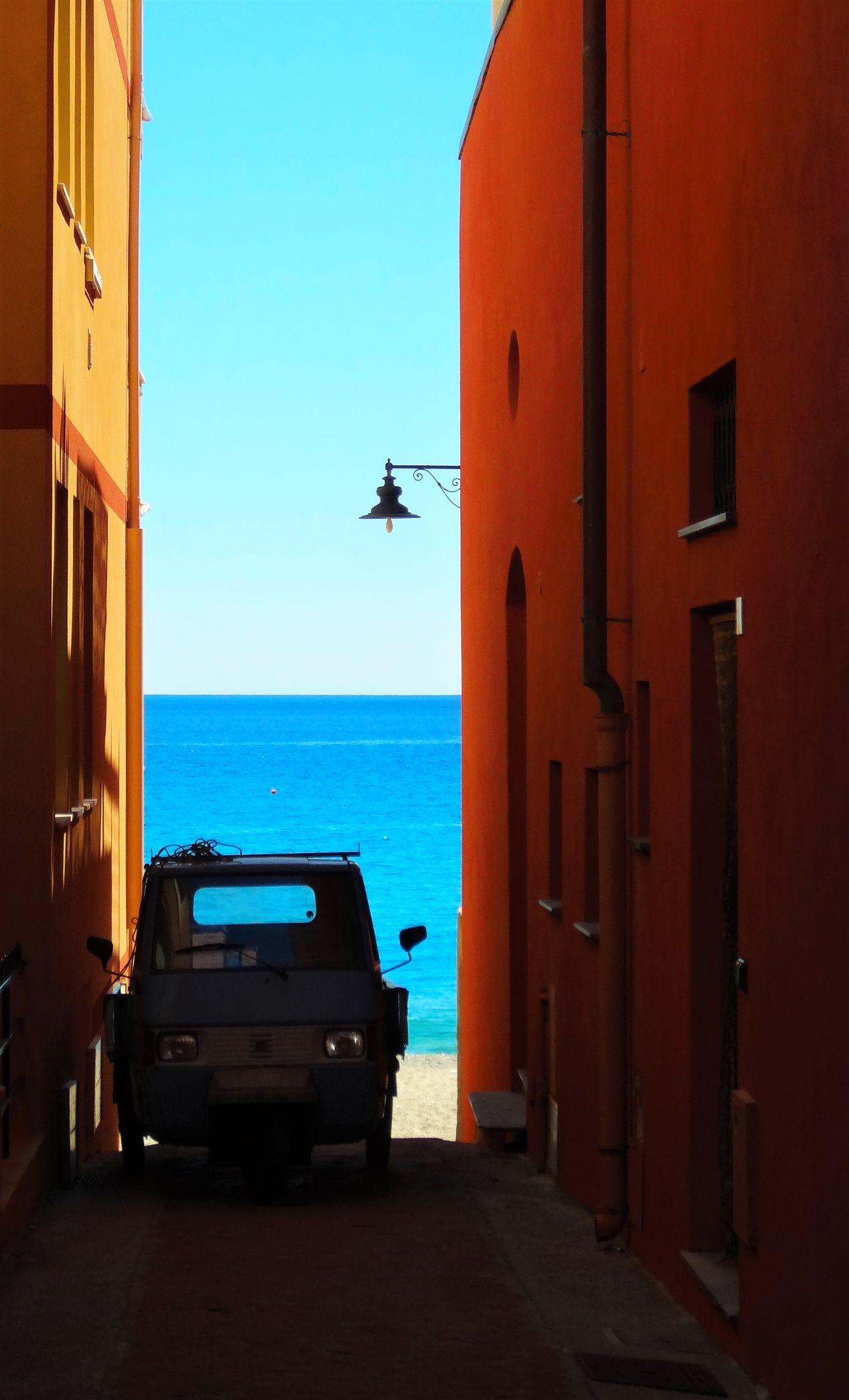 Ape Beach Beach Holiday Blue Coast Italian Riviera Italian Sea Village Italy Italy Holidays Italy❤️ Italy🇮🇹 Liguria Liguria,Italy No People Sea Sea And Sky Sea View Sky Travel Destinations Varigotti