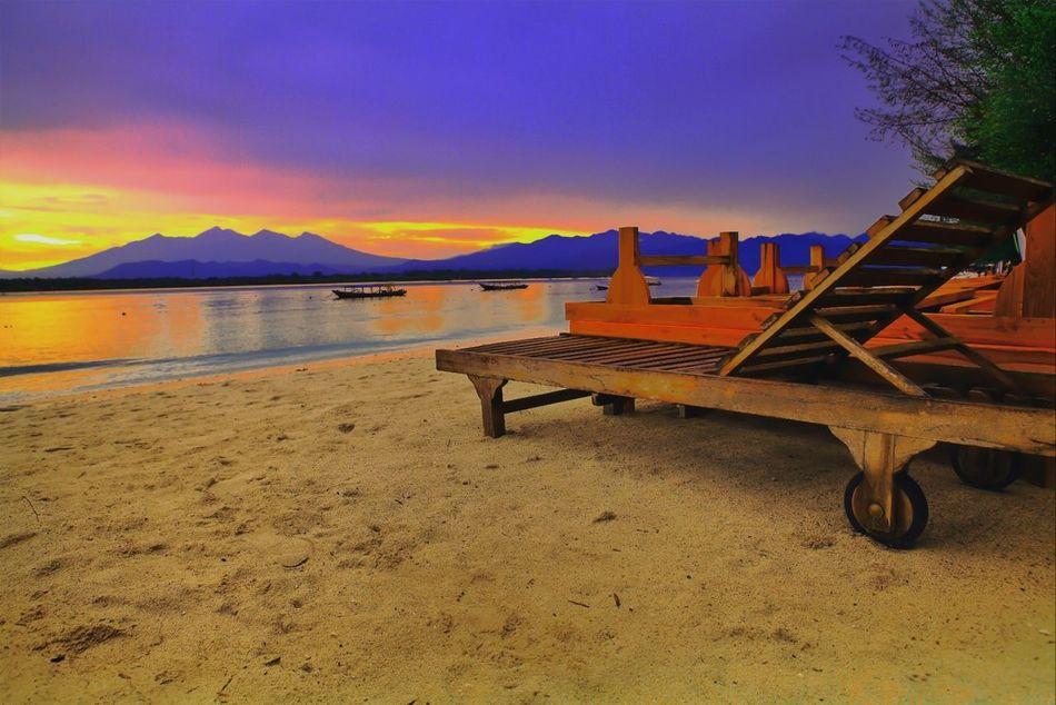 Relaxing Wonderful Indonesia