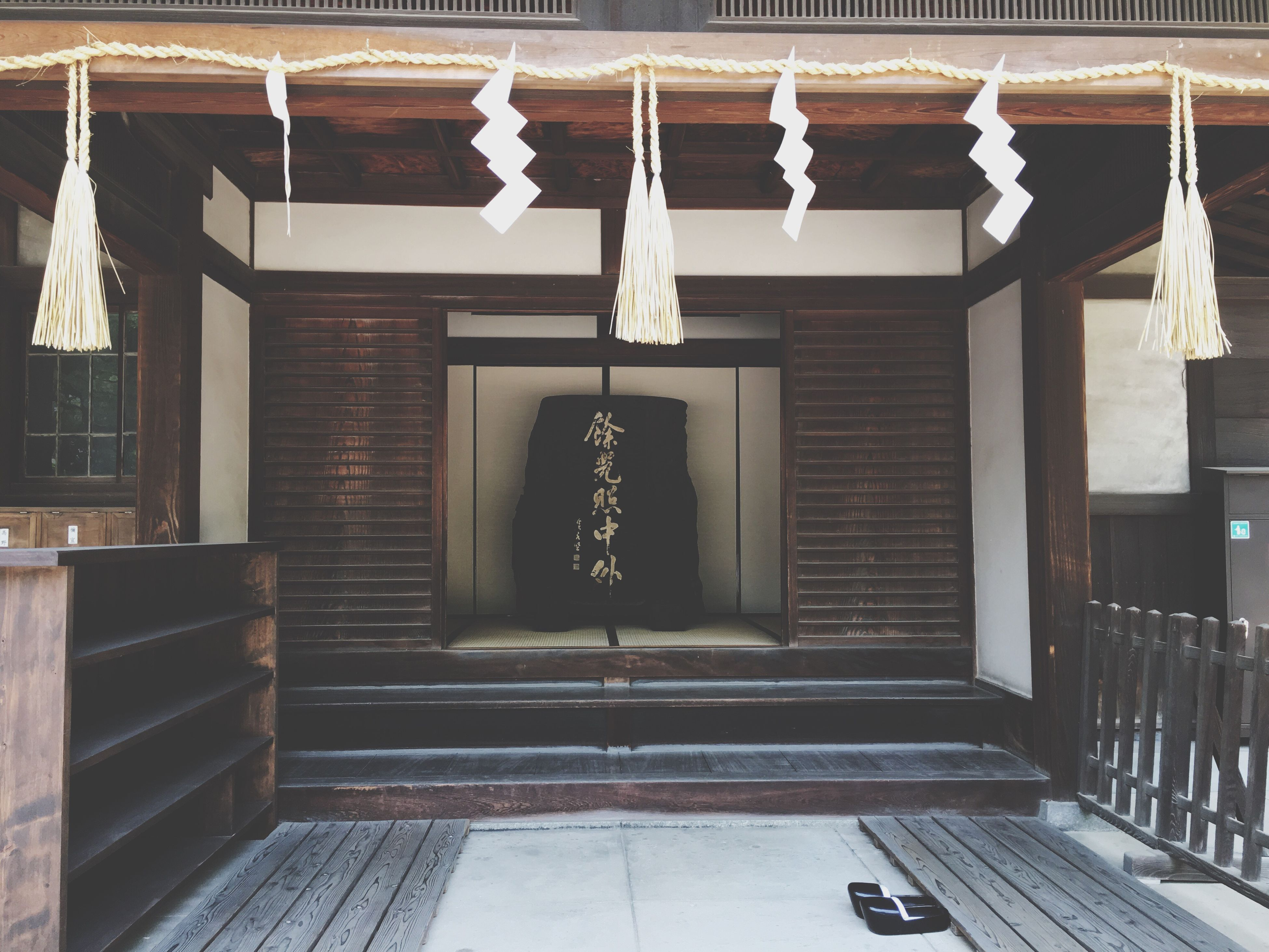 wood - material, hanging, indoors, architecture, day, no people, built structure