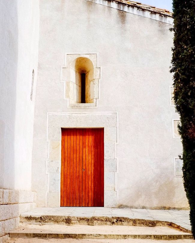 Building Building Exterior Architecture Architecture_collection Architectural Detail SPAIN White Door