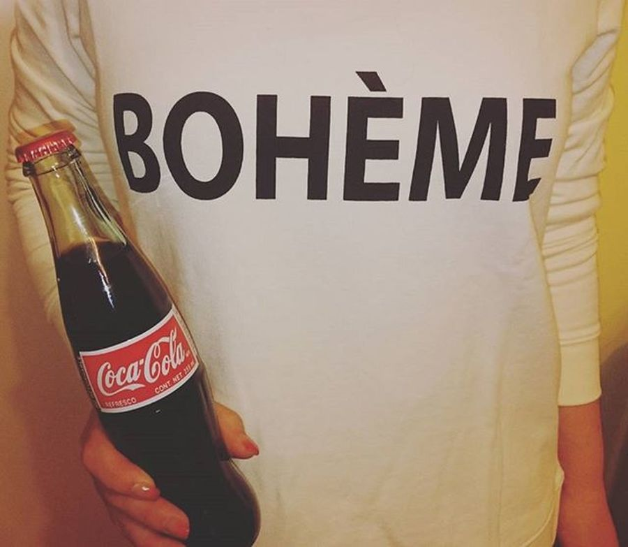 Present from the USA Cocacola Besthusband Boheme