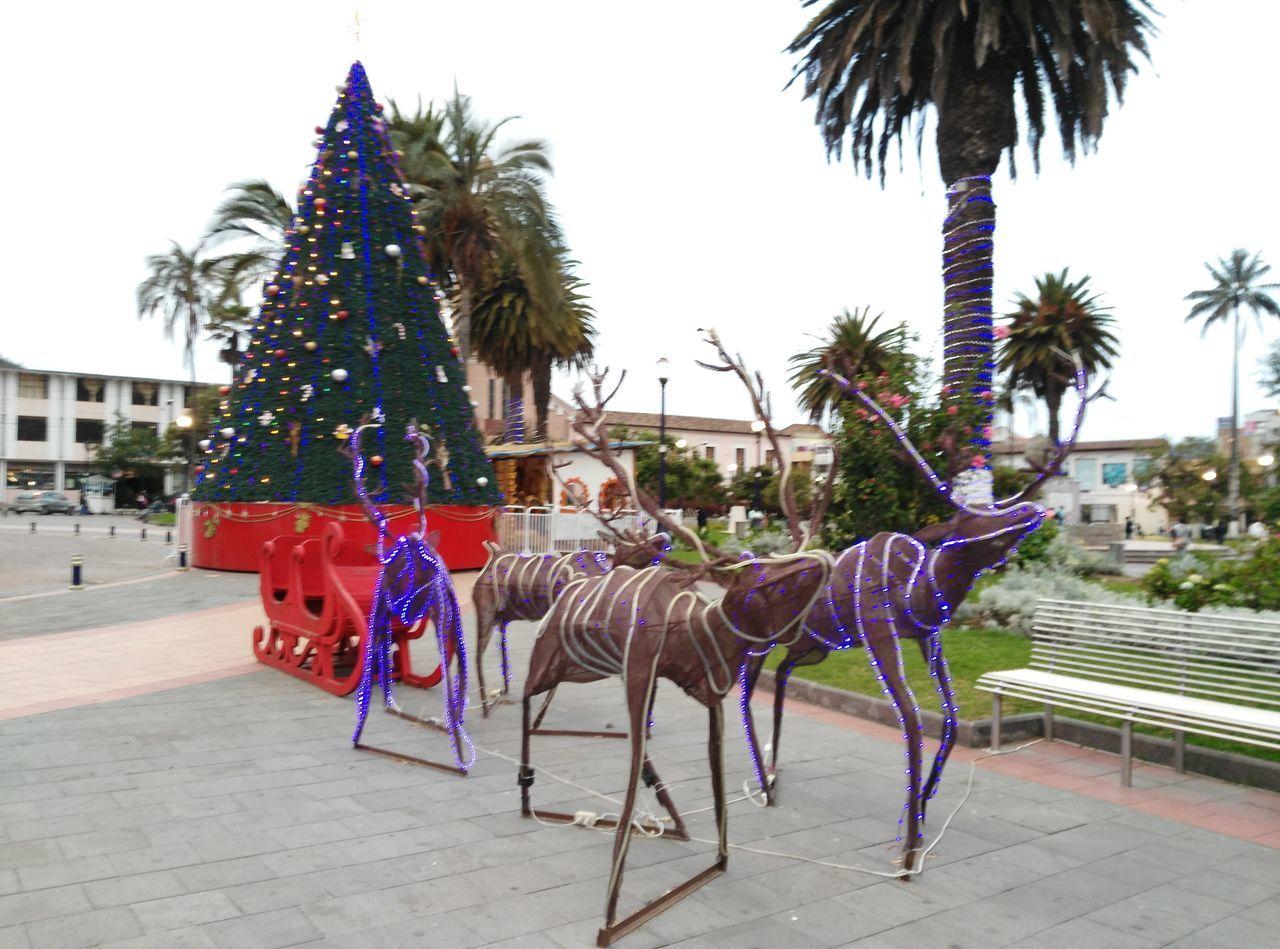 Parque Central Otavalo