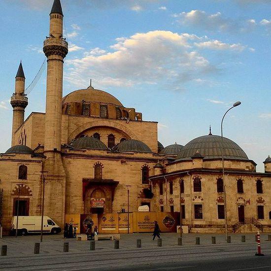 Selimiye Camii- Konya Konya Turkey Mosque Amateurphotographer  Olcay Özfırat