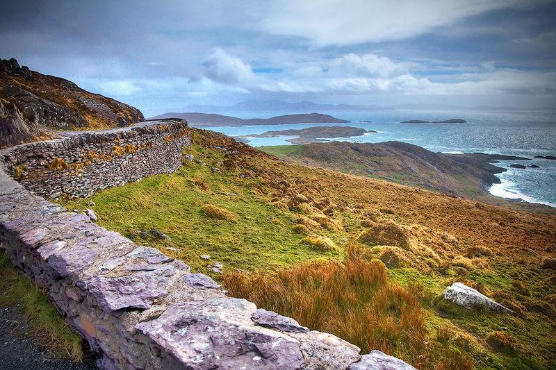 Ireland Ireland🍀 Ring Of Kerry Coast Coastline Sea Seaside