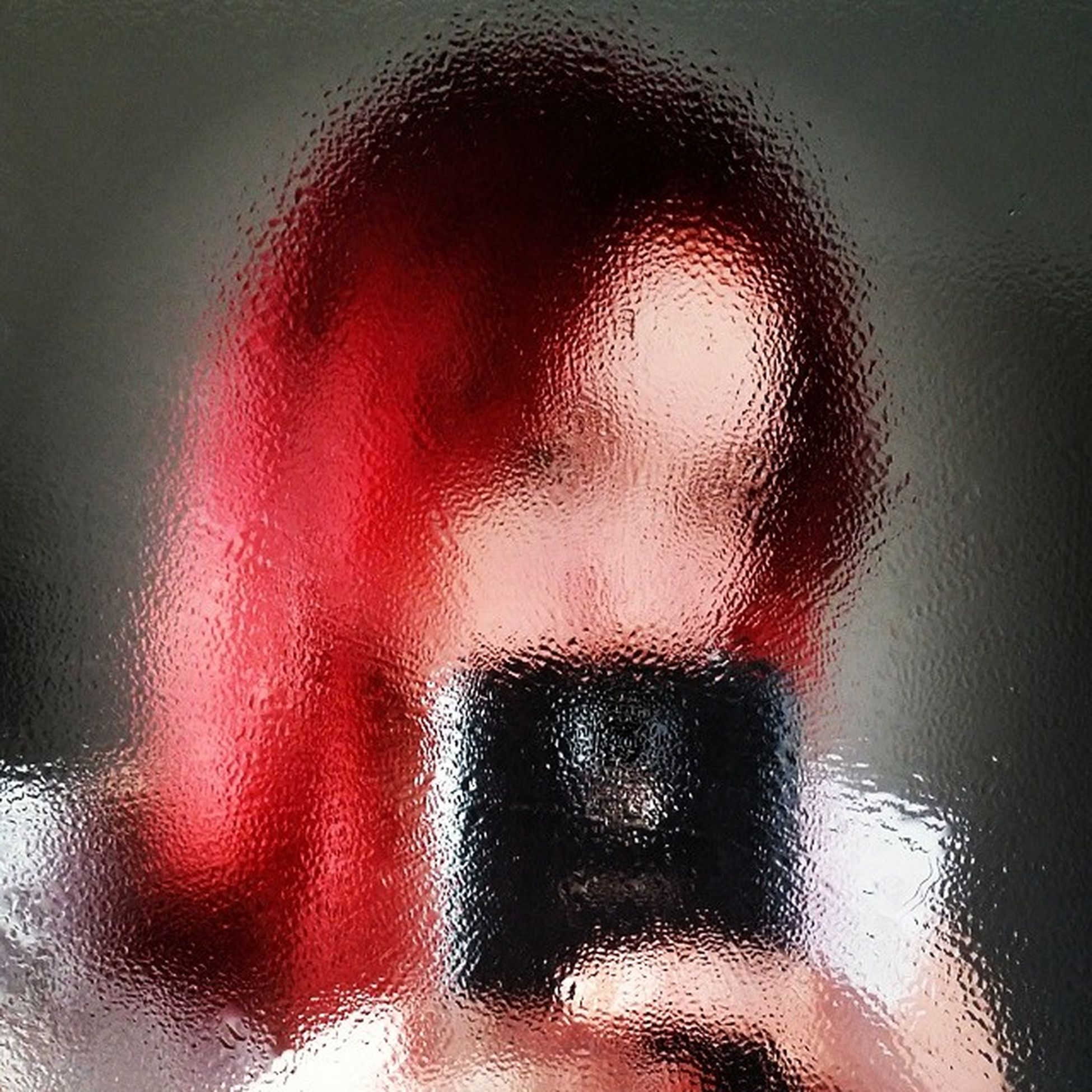 Sneakpeak Rainy Raindrops Redhead Ilrgirls Droplets Steamy Redheadproblems Samsung Galaxy