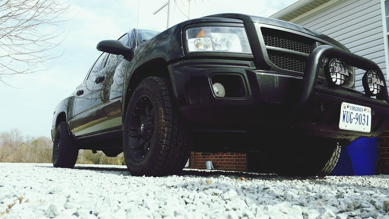 Truck Rims Tires Allterrain Dodge