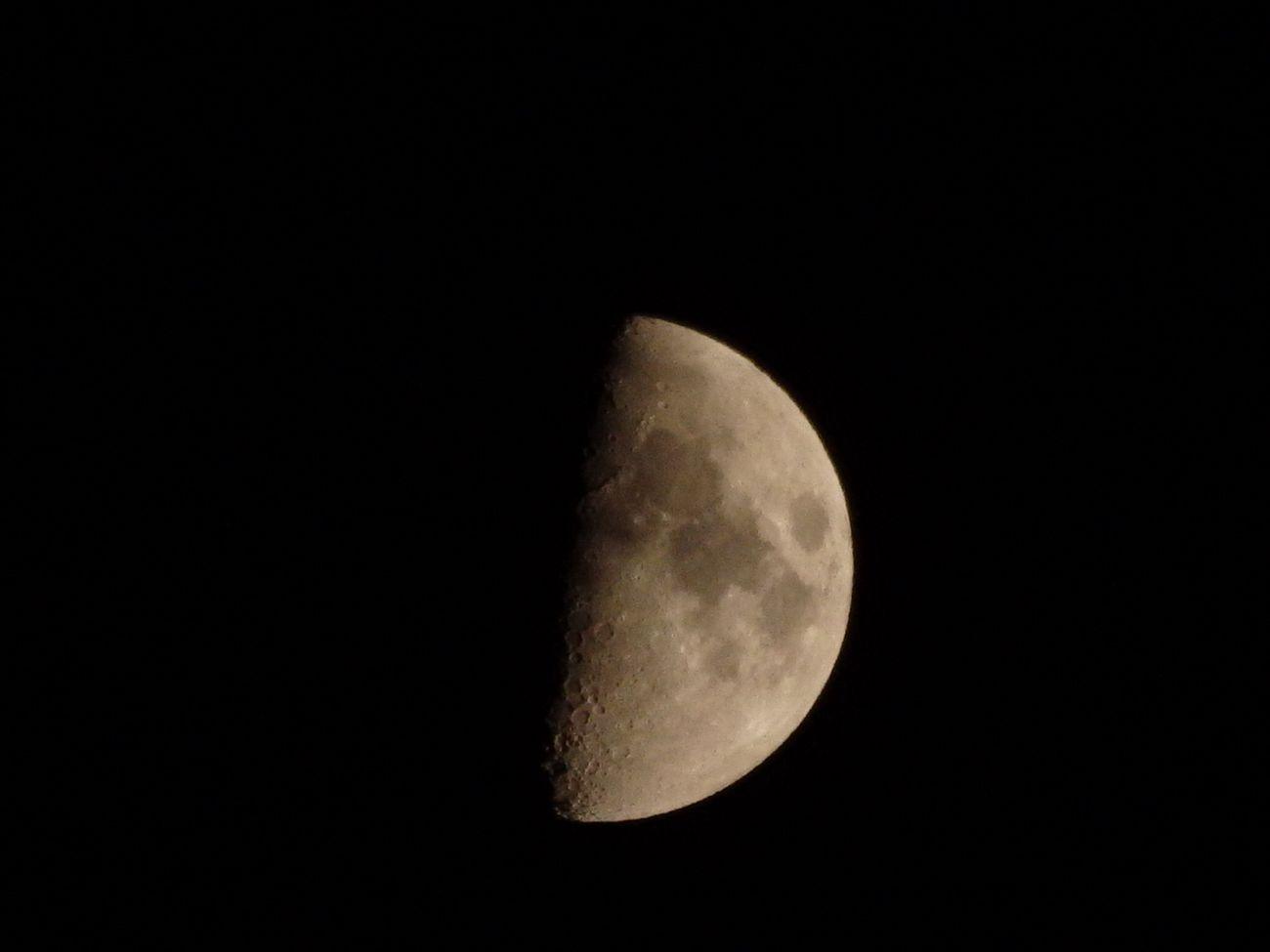 月齢8.35 Moon OLYMPUS SH-50