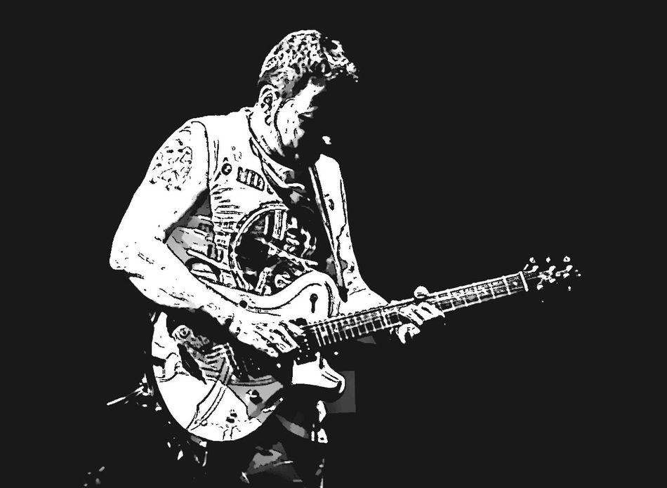 Jean Louis Barragan Guitarrista Guitarist Guitar Musico Music Black & White Rock'n'Roll Guitarra Guitarra Eléctrica Rockstar La Guardia
