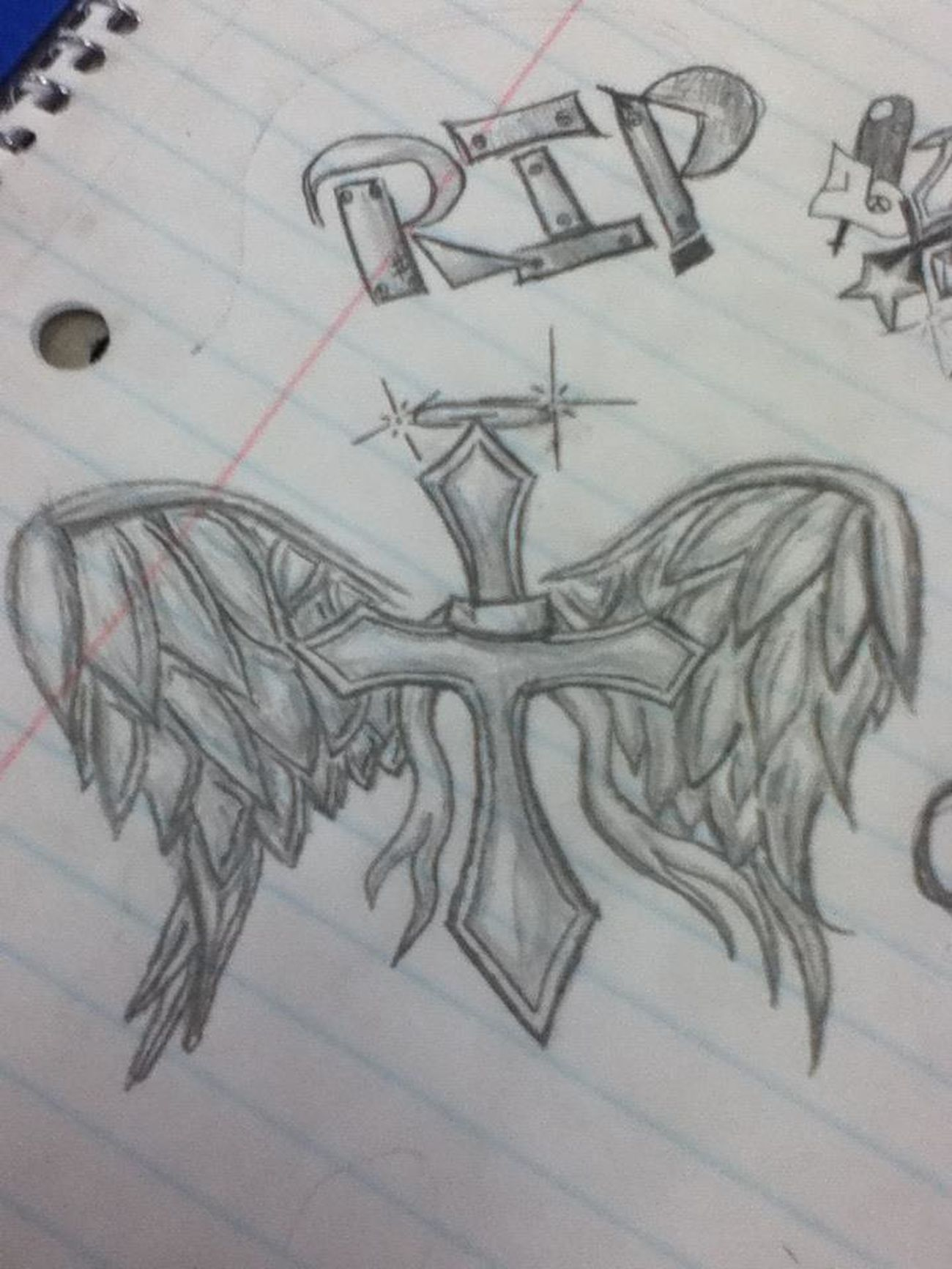 Gt Bored So Started Drawing