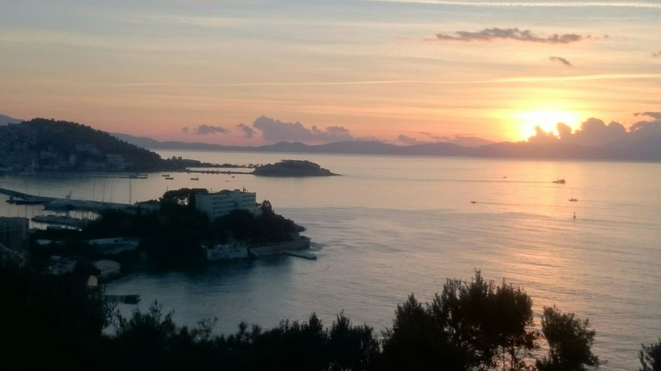 Seawiev Kuşadası Phosphorescence Hello World Deniz Sea Sun ☀ Yakamoz