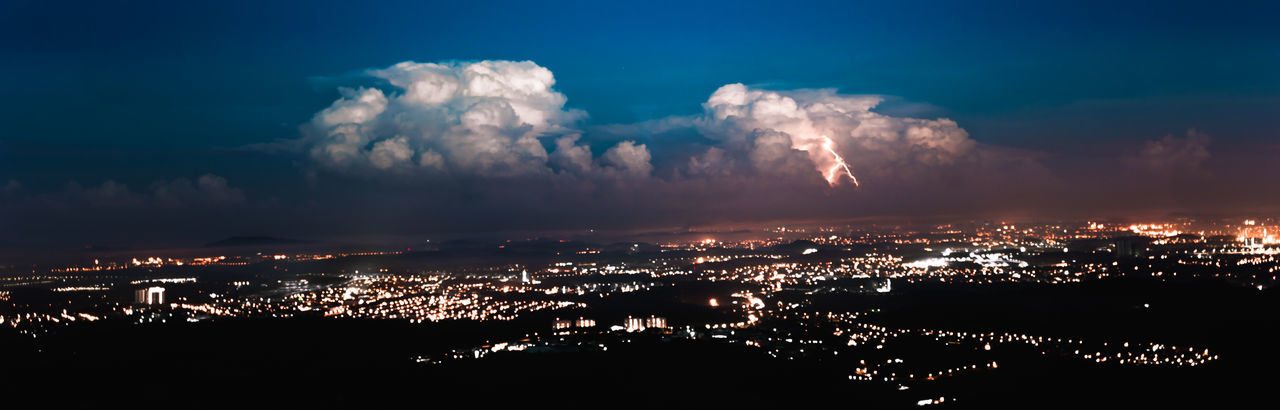 Scattered Thunderclouds above KL City Architecture Beauty In Nature Broga Brogahill City Cityscape Cloud - Sky Illuminated Lightning Lightning And Thunder Lightning Bolt Lightning Storm Lightning Strikes Malaysia Malaysia Truly Asia Nature Night Night City Night Lights Night Photography Night Sky Nightphotography Outdoors Sky Thunderclouds