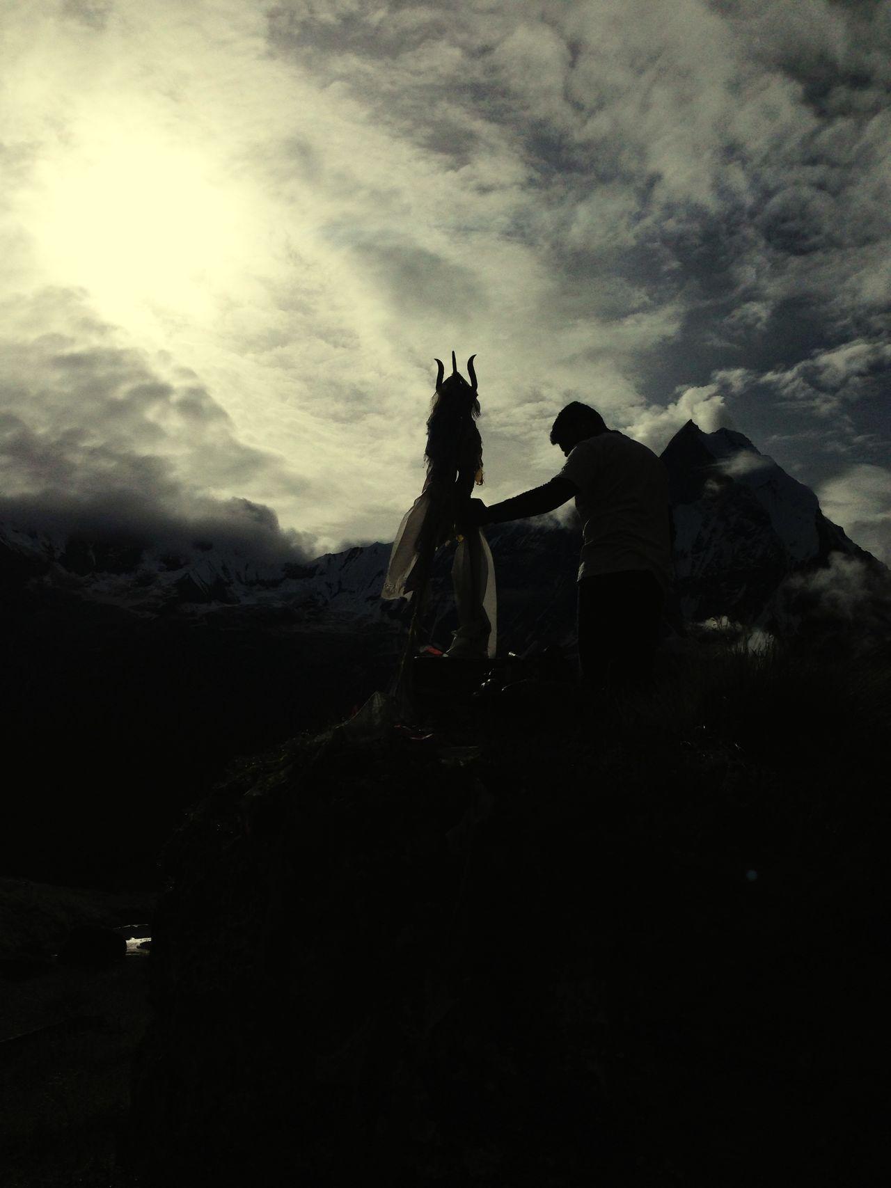 Beautiful stock photos of annapurna, horse, horseback riding, domestic animals, riding