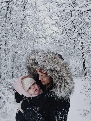 Girl Power Winter Wintertime Brooklyn ProspectPark Snow Snowing Snow ❄ Snowing ❄ Snow Day