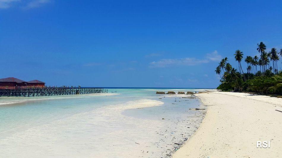 Maratua, East Kalimantan, Indonesia. One of the beautiful beach in Indonesia. Landscape Maratua Island Traveling Life Is A Beach