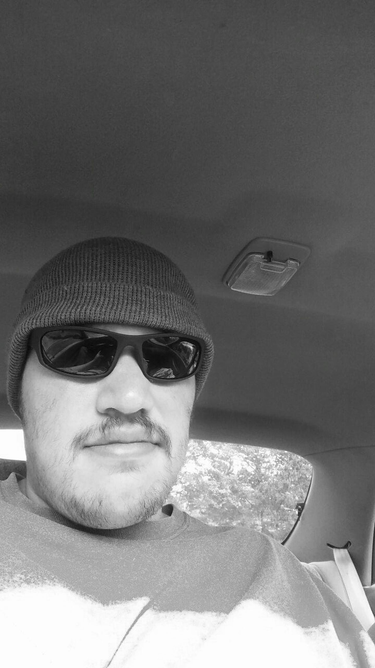 Selfienation Blackandwhite Photography I Need A Shave Sunglasses That's Me Happyme Taking Photos Blackandwhite Taking Photos