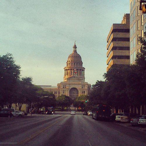 TexasCapitol Texascapitolbuilding Austin Texas latergram