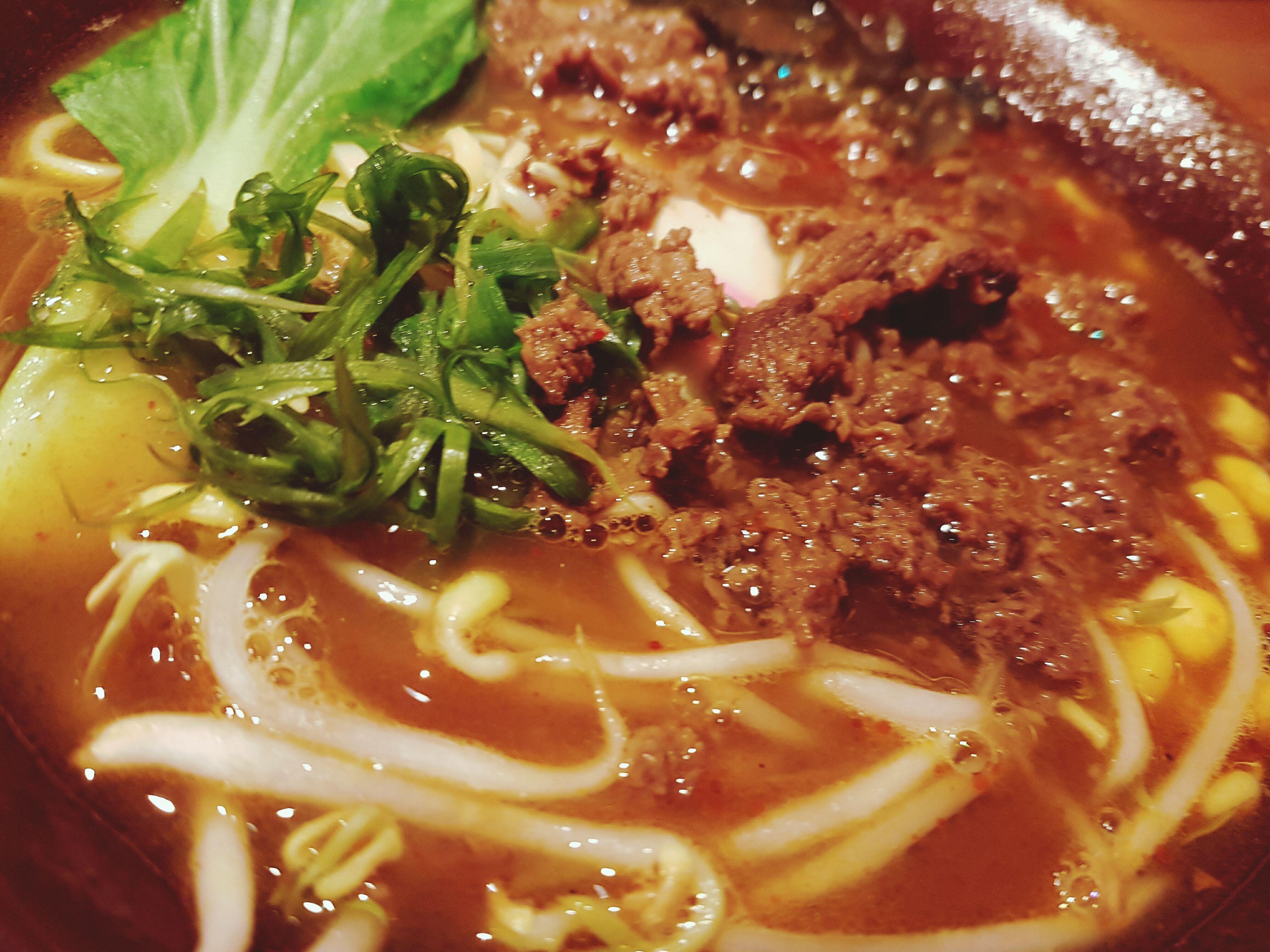 Noodle Spicy Cury Ramen