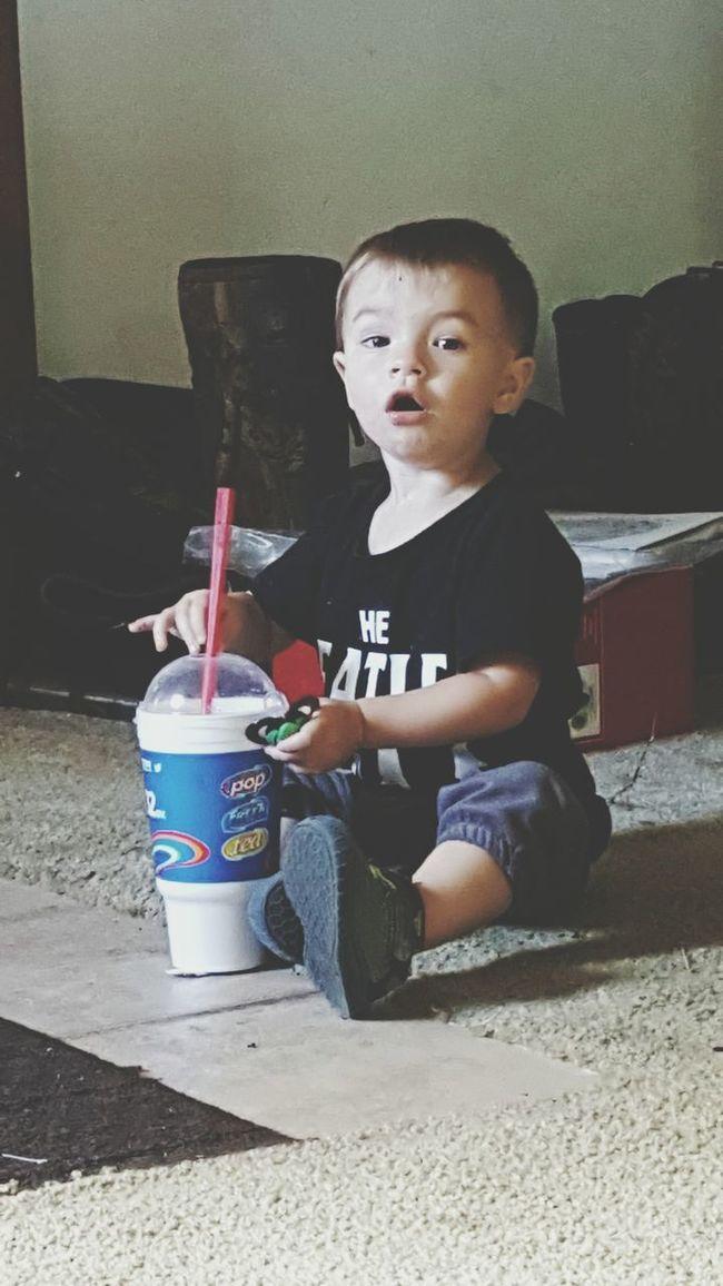Childhood Bambino Hanging Out Adore Jacob Son Loooove😍 Headshot