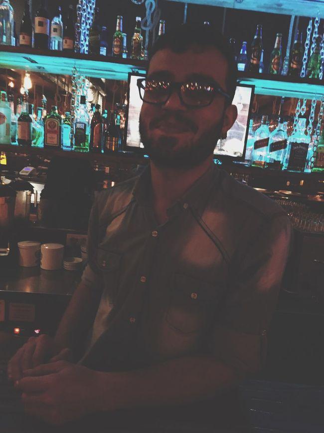 Barmen Model Selfie ✌ Models Taksim Barmaid