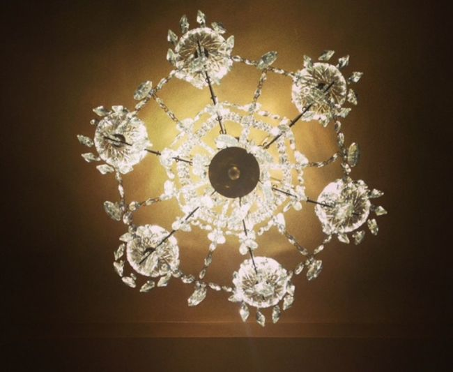 gold on the ceiling. Interior Design Home Style Cleveland Home Sweet Home Bedroom Chandelier Iphone6 Paint