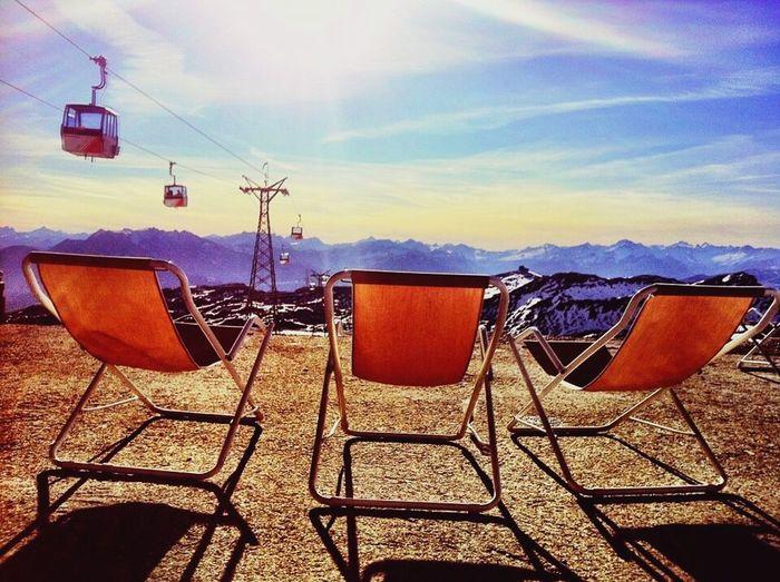 Love our Swiss Mountains♡♡♡ Flims-laax Switzerland Mountains Snow Winter Daylight Snowboarding Holidays Lastwinter Cold Vivalagrischa Graubünden Break Wintersport Lunch Swissalps Swissmade Swissness
