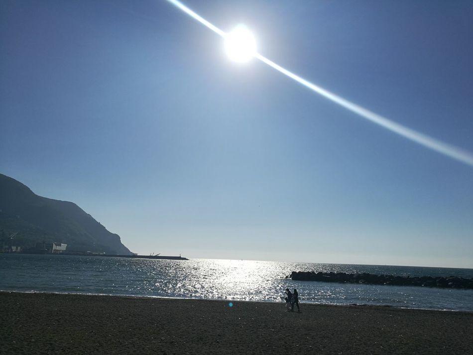 Sea Beach Sun Home