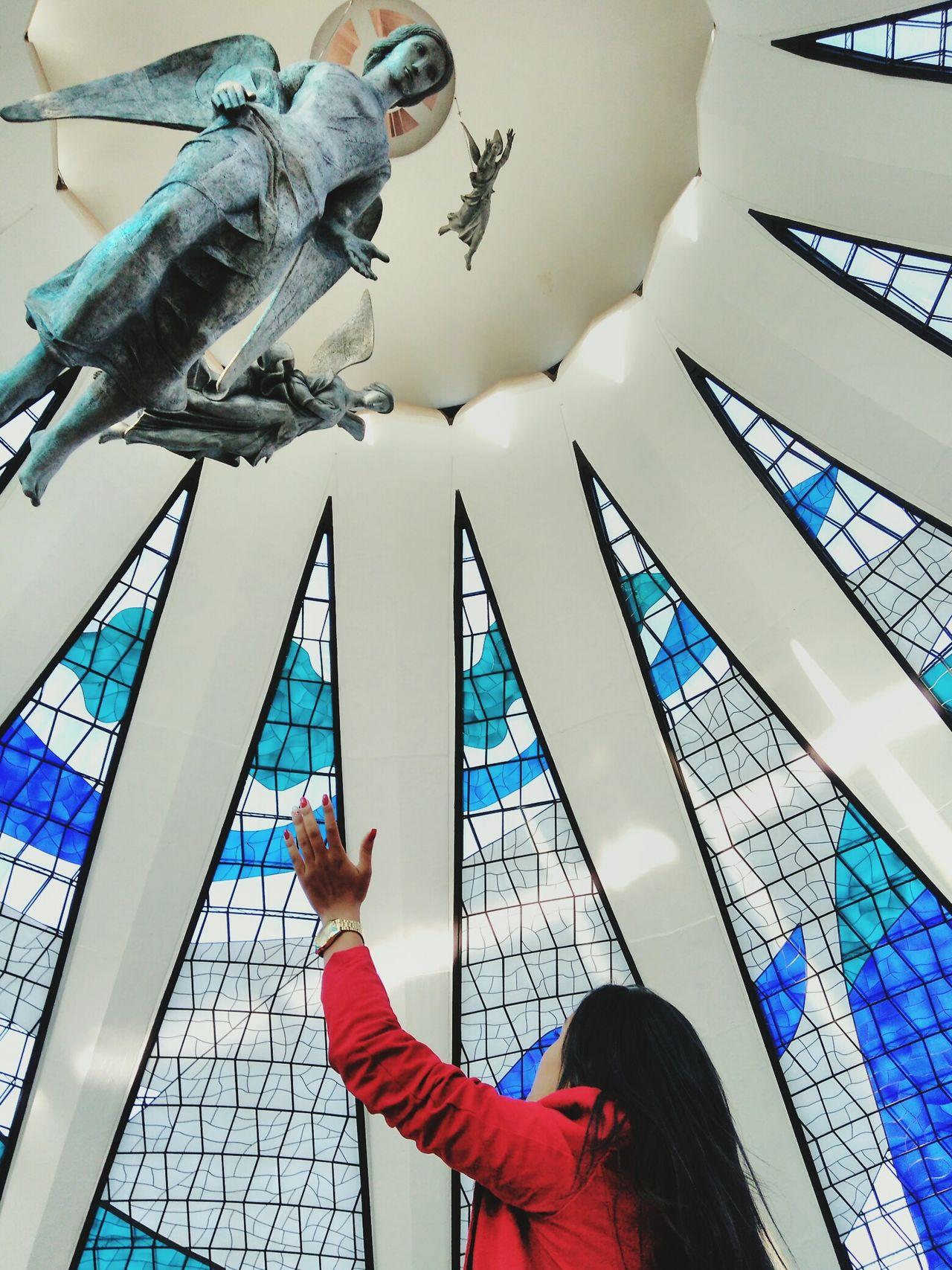 Neighborhood Map Catedral Brasília - Brazil Arte Arte Urbano  Fé