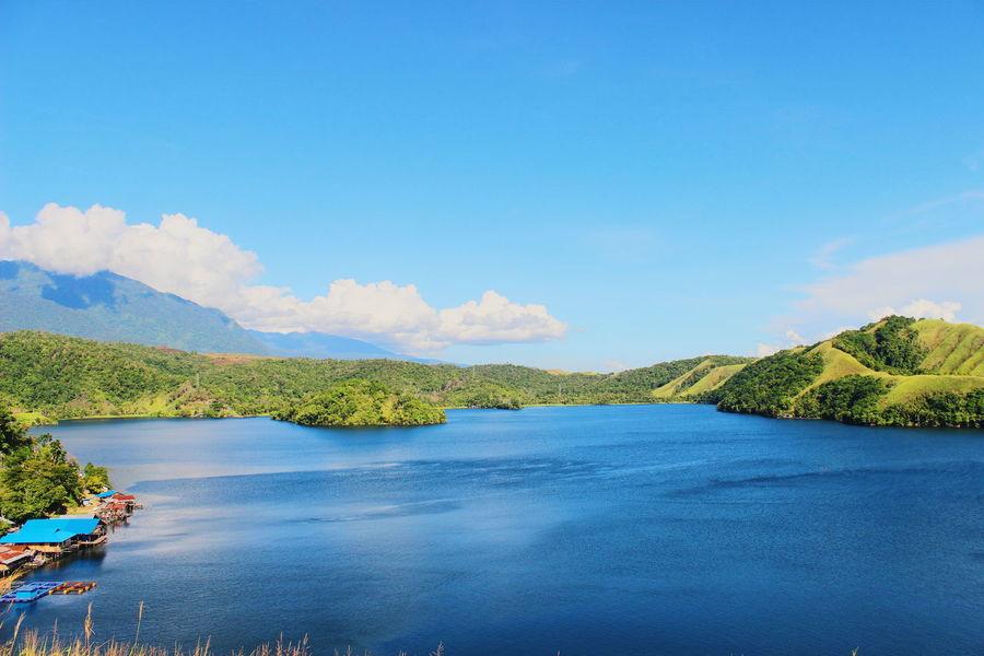 Sentani Lake, Sentani,Jayapura Papua VSCO Jayapura Beautiful Nature Enjoying Life Things I Like Foodphotography Sky And Sea View Adventure Lake View Beachphotography Indonesia_photography