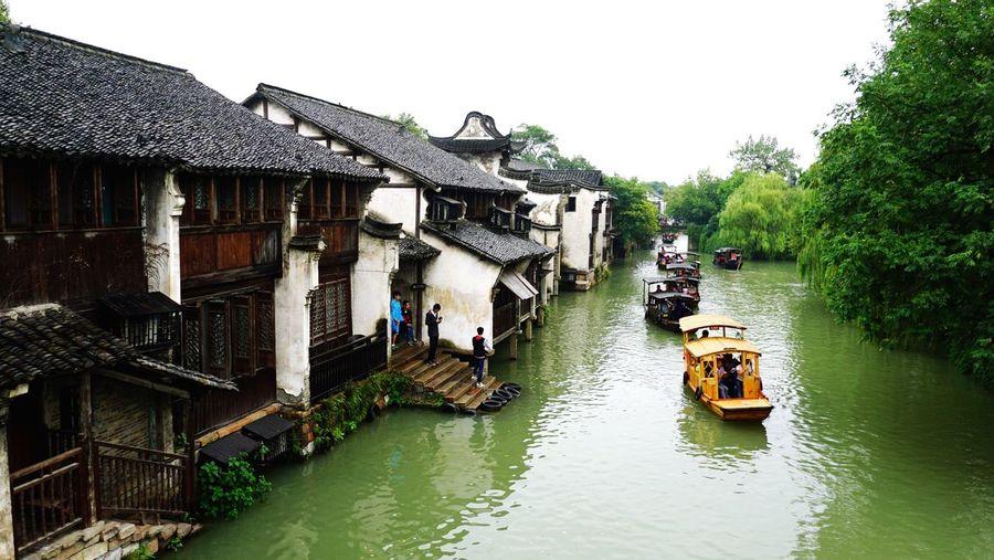 China View National Geographic Chinese Venice